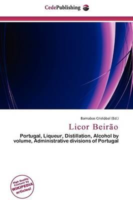 Licor Beir O by Barnabas Cristobal