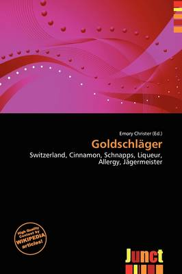 Goldschl Ger by Emory Christer