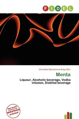 Menta by Christabel Donatienne Ruby