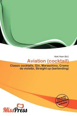 Aviation (Cocktail) by Niek Yoan