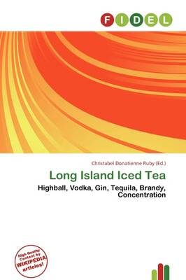 Long Island Iced Tea by Christabel Donatienne Ruby