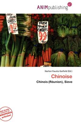 Chinoise by Norton Fausto Garfield
