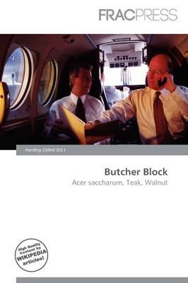 Butcher Block by Harding Ozihel