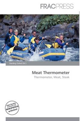 Meat Thermometer by Harding Ozihel