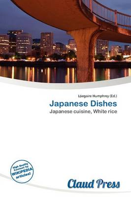 Japanese Dishes by L Egaire Humphrey