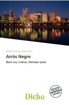 Arr S Negre by Delmar Thomas C Stawart