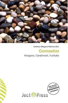 Gomashio by Carleton Olegario M Ximo