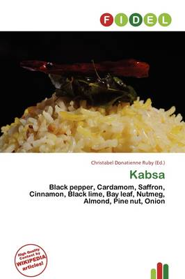 Kabsa by Christabel Donatienne Ruby