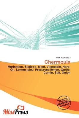 Chermoula by Niek Yoan
