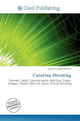 Catalina Dressing by Aaron Philippe Toll