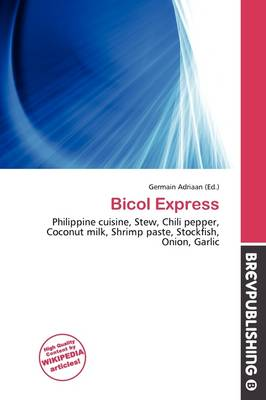 Bicol Express by Germain Adriaan