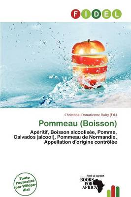 Pommeau (Boisson) by Christabel Donatienne Ruby