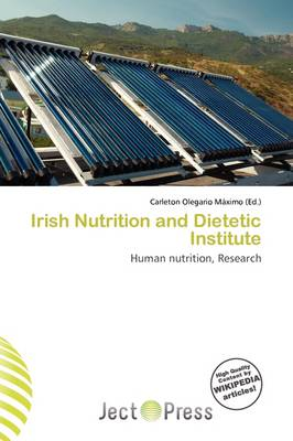 Irish Nutrition and Dietetic Institute by Carleton Olegario M Ximo