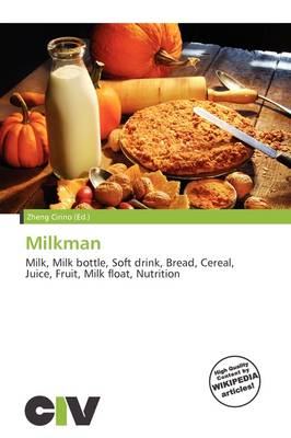 Milkman by Zheng Cirino
