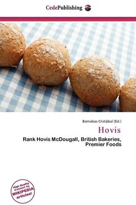 Hovis by Barnabas Cristobal
