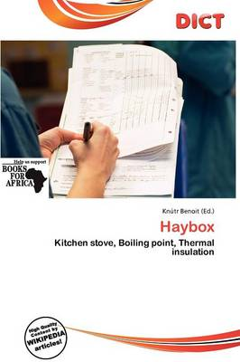 Haybox by Kn Tr Benoit
