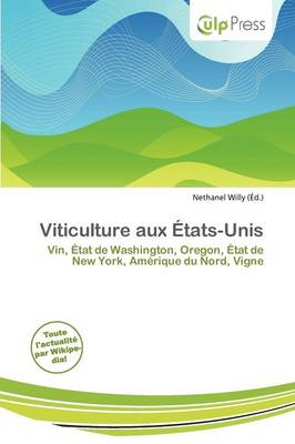 Viticulture Aux Tats-Unis by Nethanel Willy
