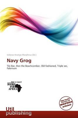 Navy Grog by Isidoros Krastyo Morpheus