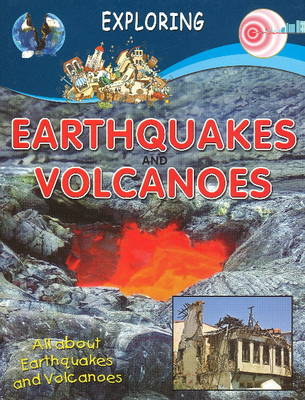Earthquakes & Volcanoes by Sterling Publishers