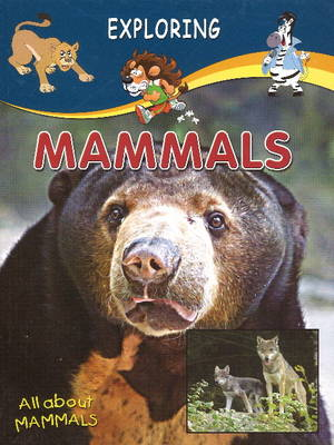 Mammals by Sterling Publishers
