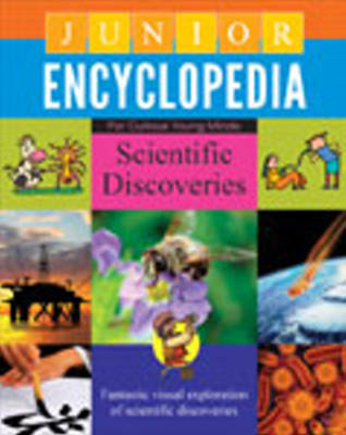Junior Encyclopedia Scientific Discoveries by Sterling Publishing Company