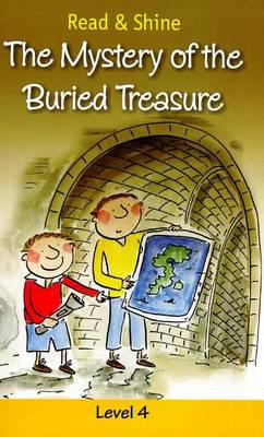 Mystery of the Buried Treasure by B Jain Publishing