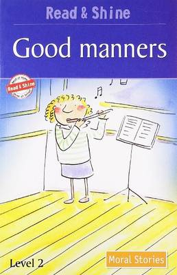 Good Manners by Stephen Barnett, Pegasus