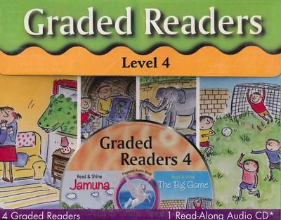Graded Readers Level 4 by Pegasus