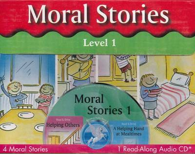 Moral Stories Level 1 by Pegasus