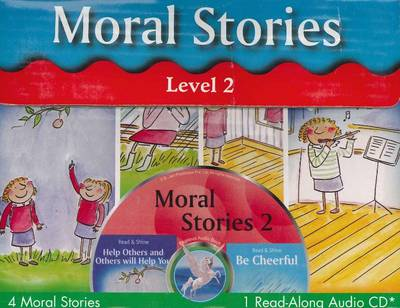 Moral Stories Level 2 by Pegasus