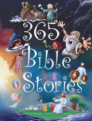 365 Bible Stories by Pegasus