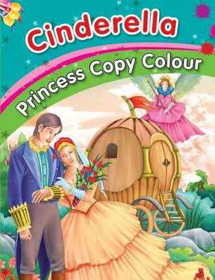 Cinderella Colouring Book by Pegasus
