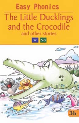 Little Ducklings & the Crocodile by Pegasus