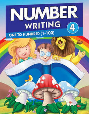 Number Writing 4 by Pegasus