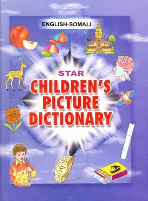 Star Children's Picture Dictionary English-Somali by Babita Verma