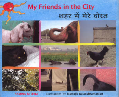 My Friends in the City by Samina Mishra