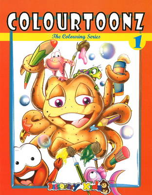 Colourtoonz 1 by Discovery Kidz