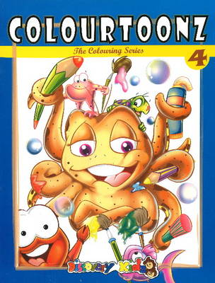 Colourtoonz 4 by Discovery Kidz