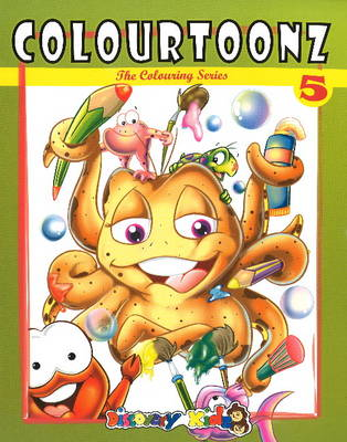 Colourtoonz 5 by Discovery Kidz