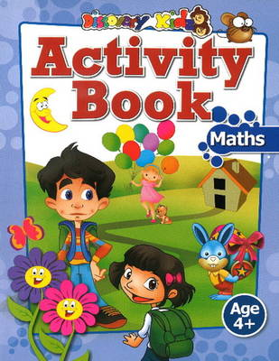 Activity Book: Maths Age 4+ by Discovery Kidz