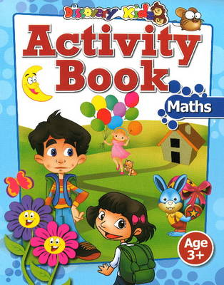 Activity Book: Maths Age 3+ by Discovery Kidz