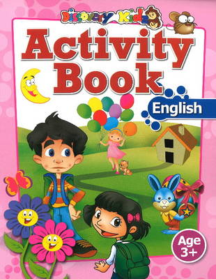 Activity Book: English Age 3+ by Discovery Kidz