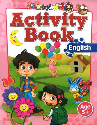 Activity Book: English Age 5+ by Discovery Kidz