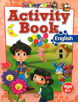 Activity Book: English Age 6+ by Discovery Kidz