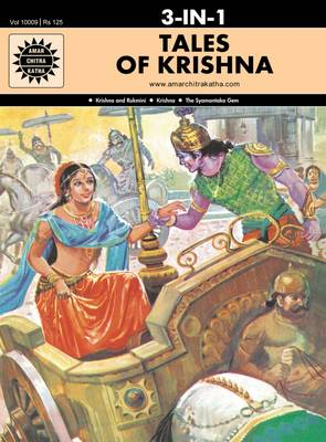 Tales of Krishna by Anant Pai