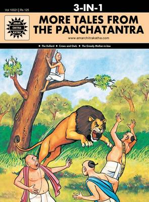 More Tales from the Panchatantra by Anant Pai