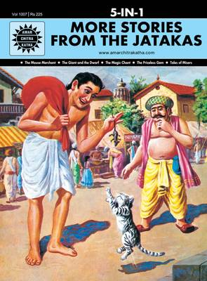 More Stories from the Jatakas by Anant Pai