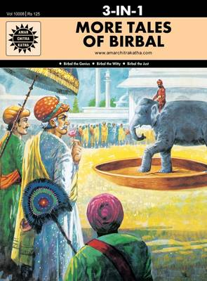 More Tales of Birbal by Anant Pai