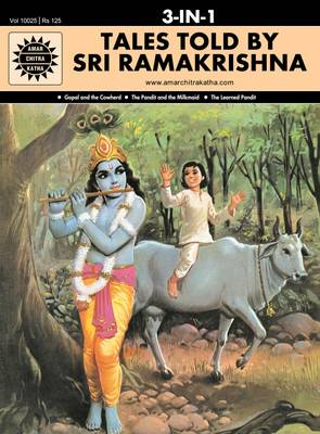 Tales Told by Sri Ramakrishna by Anant Pai