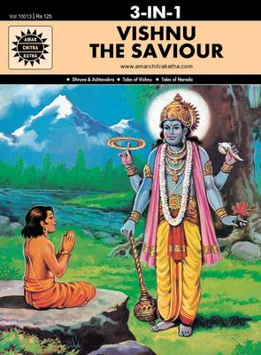 Vishnu the Saviour by Anant Pai